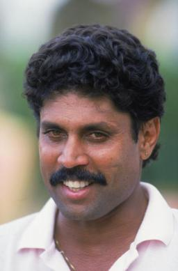 Kapil Dev Moustache