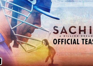 Sachin teaser official film a billion dreams