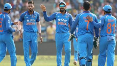 Ind v Eng 2nd T20 Nagpur 29 January 2017