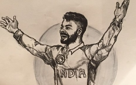 Test Cricket Kohli 2016-2017