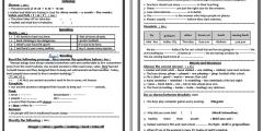 نماذج امتحانات الشهرين في مادة اللغة الانجليزية للصفوف الأول الى التوجيهي