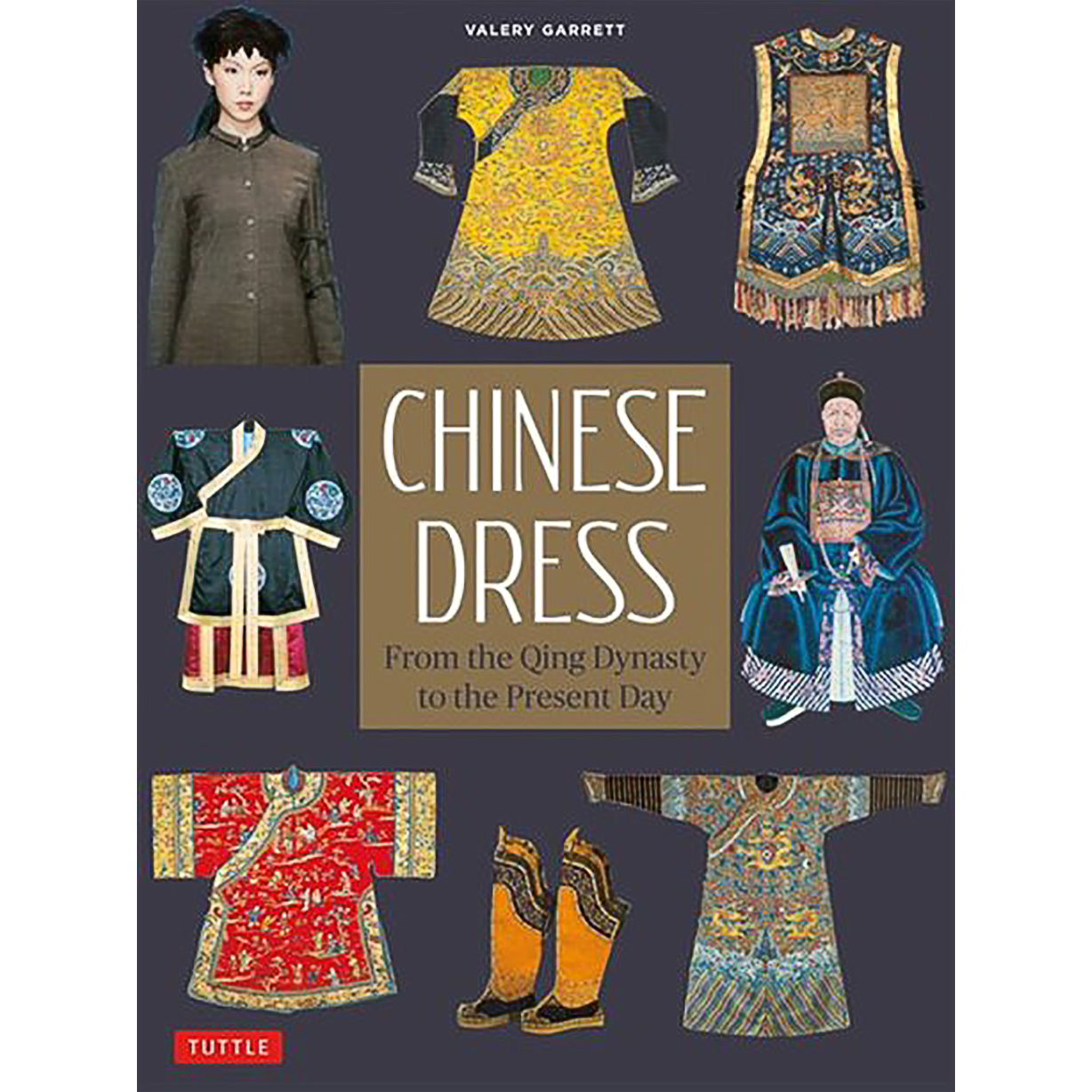 Chinese Dress From The Qing Dynasty To The Present