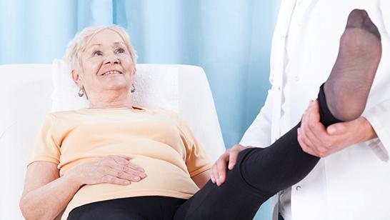 Физические упражнения после операции на шейке бедра. Восстановление после перелома шейки бедра у пожилых людей. Особенности проведения остеосинтеза