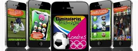 Brasil 2014 tecnologías