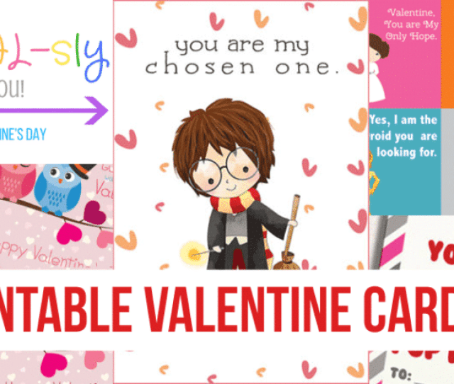 Classroom Valentines Day Cards