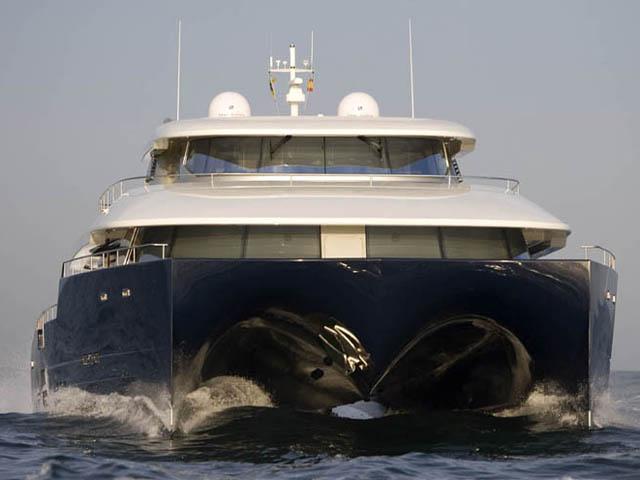 Power Catamaran Yacht For Sale