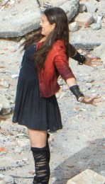Scarlet Witch Avengers 2 Costume