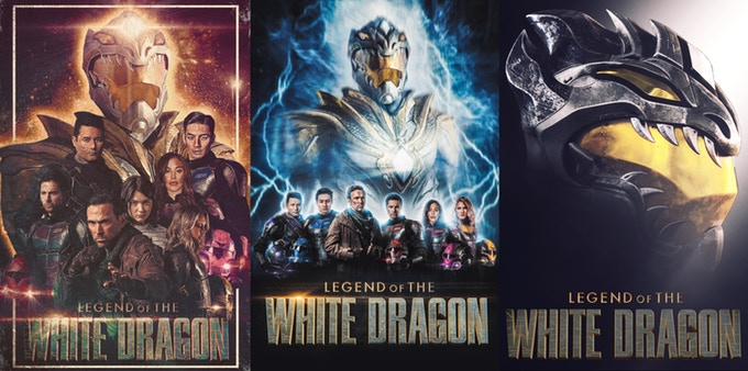 Everything Nerdy: The Legend Of The White Dragon