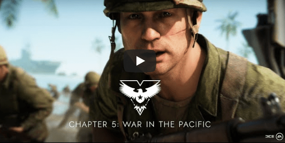 Battlefield V – War In The Pacific Update!