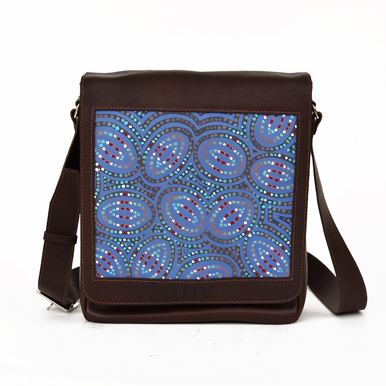MB Messenger Bag-AMF106 Brown