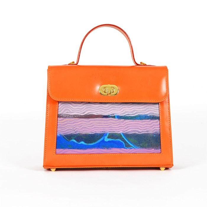 SP Handbag - Day's End Orange A
