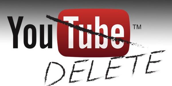 Как удалить канал YouTube
