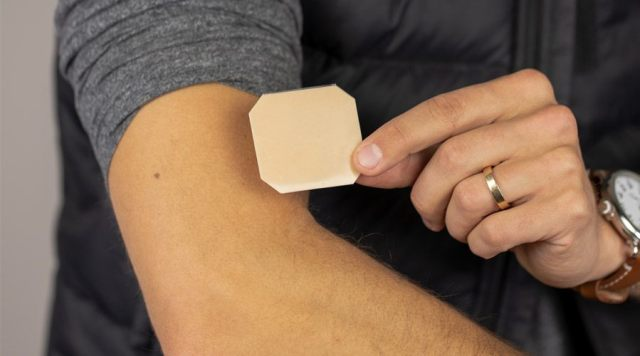 cbd patch how to use