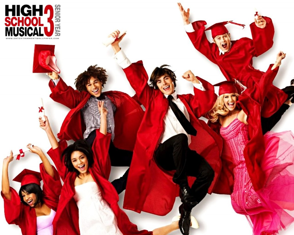 The High School Musical Trilogy A Look Back