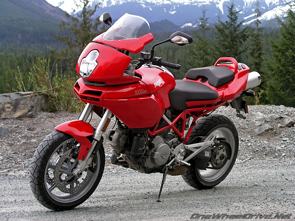 2006 Ducati Multistrada 1000 Riding With Righteous