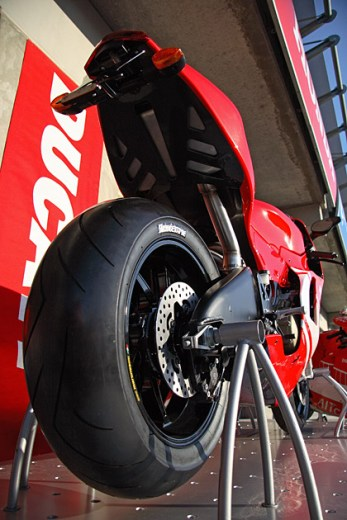 Ducati Desmosedici RR Preview