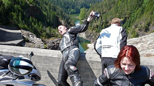 Gran Turismo - Grand Canyon: Day 1 - Vancouver B.C. to Spokane, WA : 793km