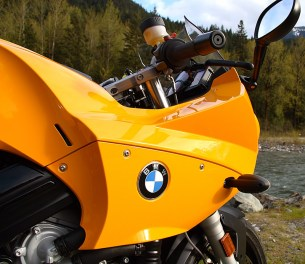 2007 BMW F800S: S&M - Stalwart and Mannerly