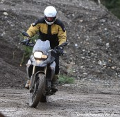 BMW F800GS - A Small Adventure - Playing in Mud