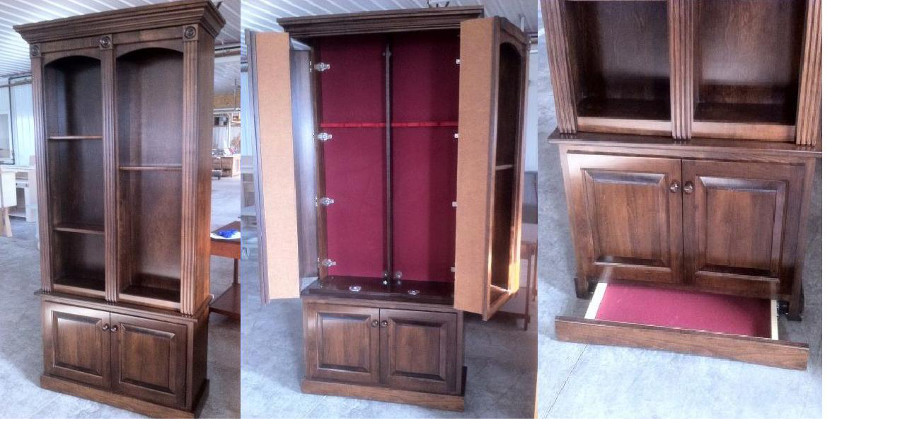 Secret Compartment Furniture 1 With A Bullet