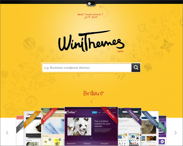 An Ultimate Storefront Of Premium Themes For Websites A Wp