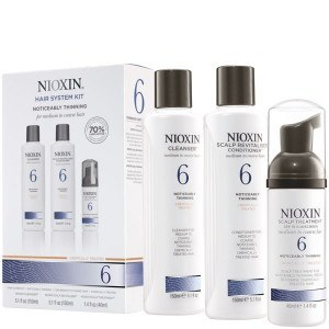 Nioxin Hair Care System 6 Kit - Nioxin Shampoo Review