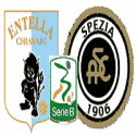 Entella-Spezia - Serie B