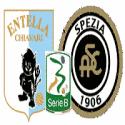 Entella-Spezia - Serie B