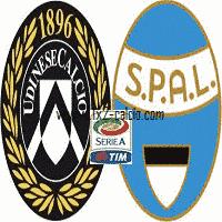 Pronostico Udinese-SPAL 10 novembre
