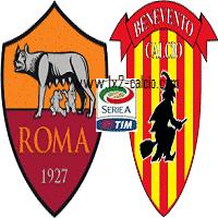 pronostico roma benevento