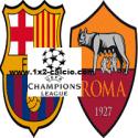 pronostico Barcellona-Roma