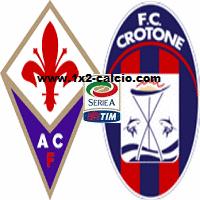 Pronostico Fiorentina Crotone