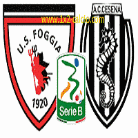 Foggia-Cesena - Serie B