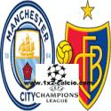 Manchester City-Basilea