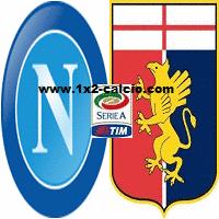 Pronostico Napoli-Genoa 9 novembre