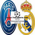 pronostico PSG-Real Madrid