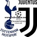 pronostico Tottenham-Juventus