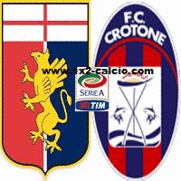 Pronostico Genoa-Crotone 20 settembre