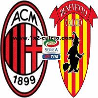 pronostico Milan-Benevento