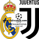 pronostico real madrid-juventus