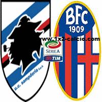 pronostico Sampdoria Bologna