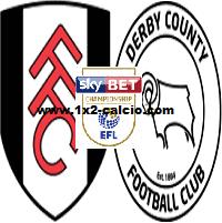 pronostico Fulham-Derby