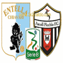 Entella-Ascoli - Serie B