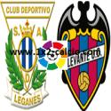 Pronostico Leganes-Levante