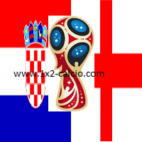 pronostico croazia-inghilterra