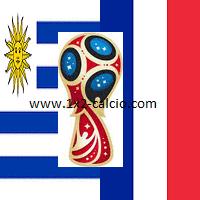 pronostico Uruguay-Francia