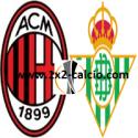 Pronostico Milan-Betis