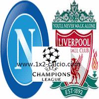 pronostico Napoli-Liverpool 17 settembre