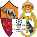 pronostico Roma-Real Madrid