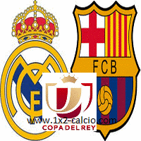 pronostico real madrid-barcellona copa